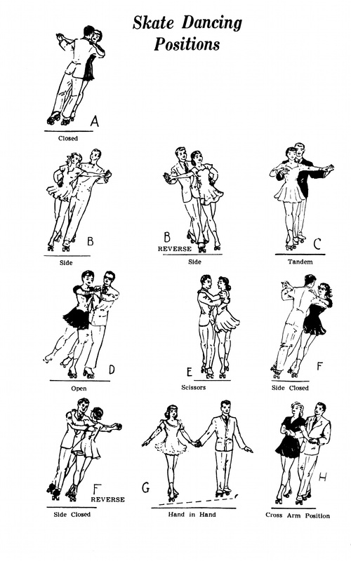 team dance positions